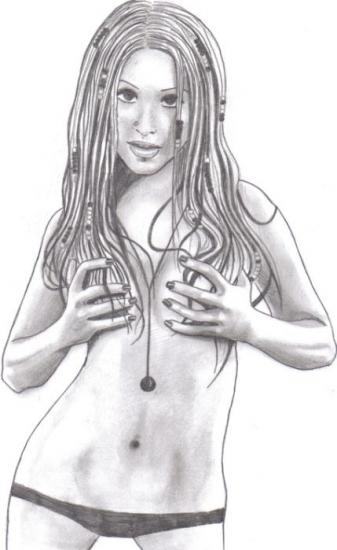 Christina Aguilera par Samantha_Bossy